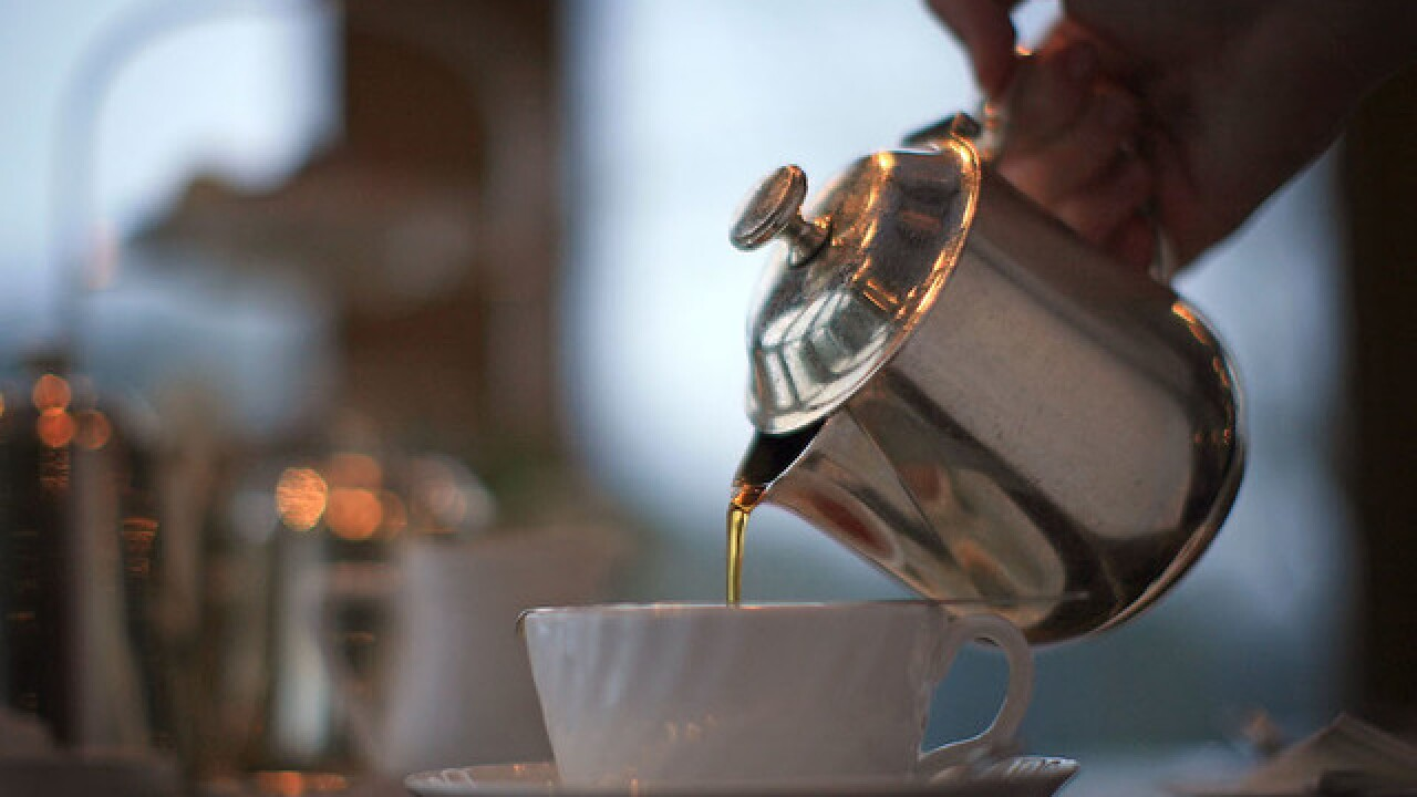 California woman dies from drinking poisonous tea