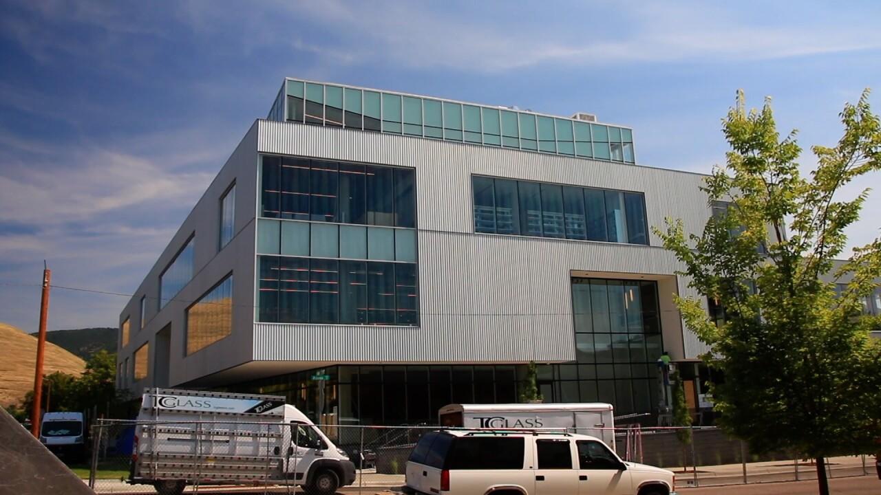 Missoula Public Library Exterior