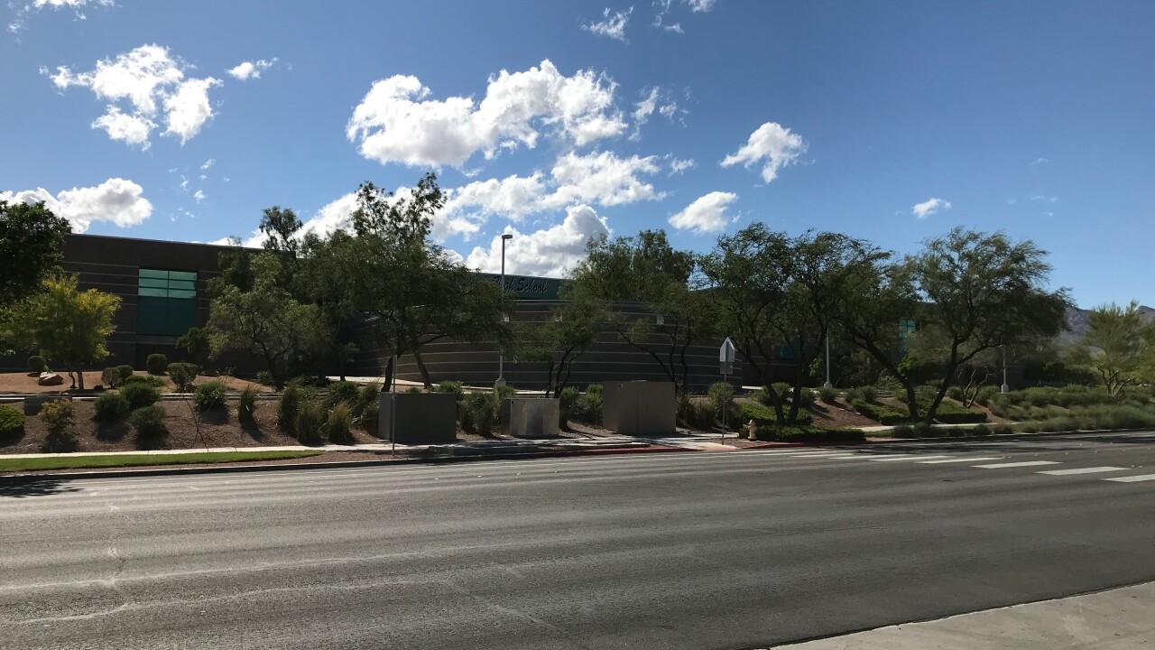 Palo Verde High School as see in May 2019