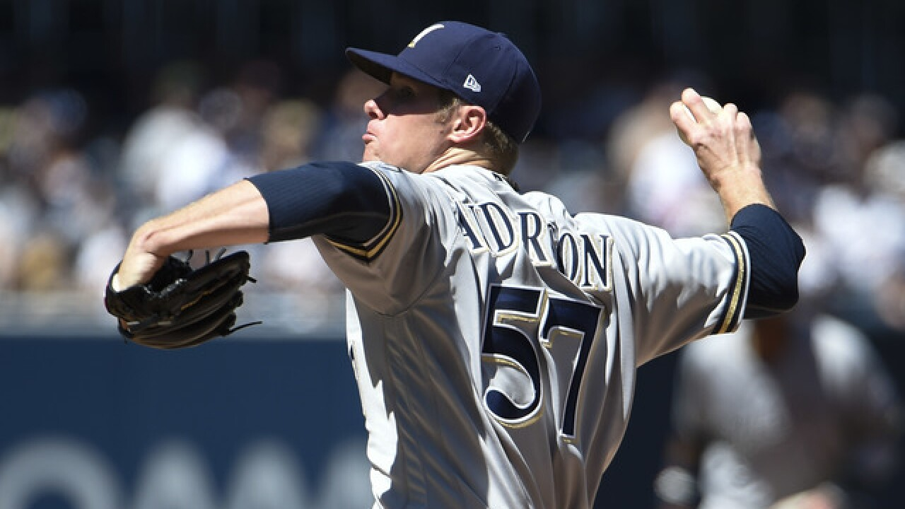 With struggling starters, Brewers will need to lean on relief pitching