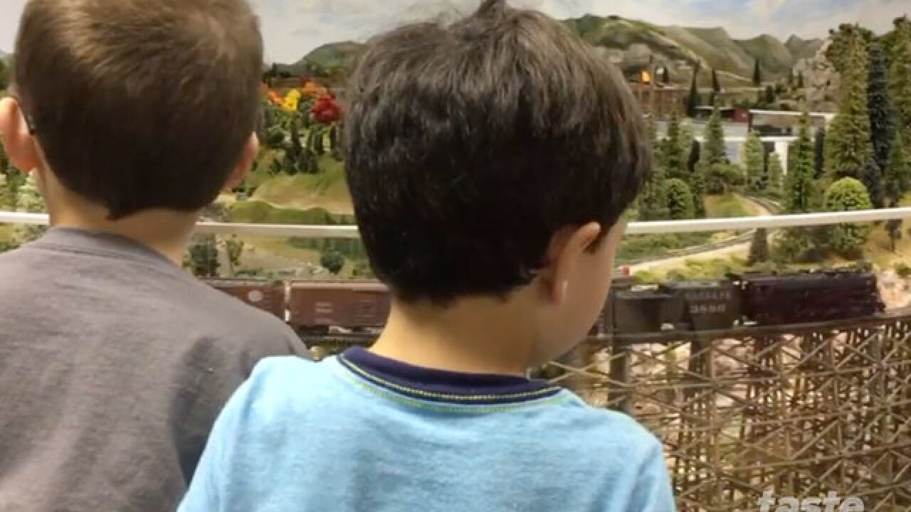 I-95 Mom recommends the Treasure Coast Model Railroad Club