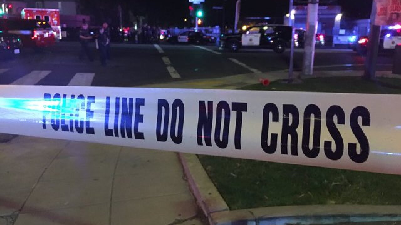 Two officers shot near SDSU in Rolando Village