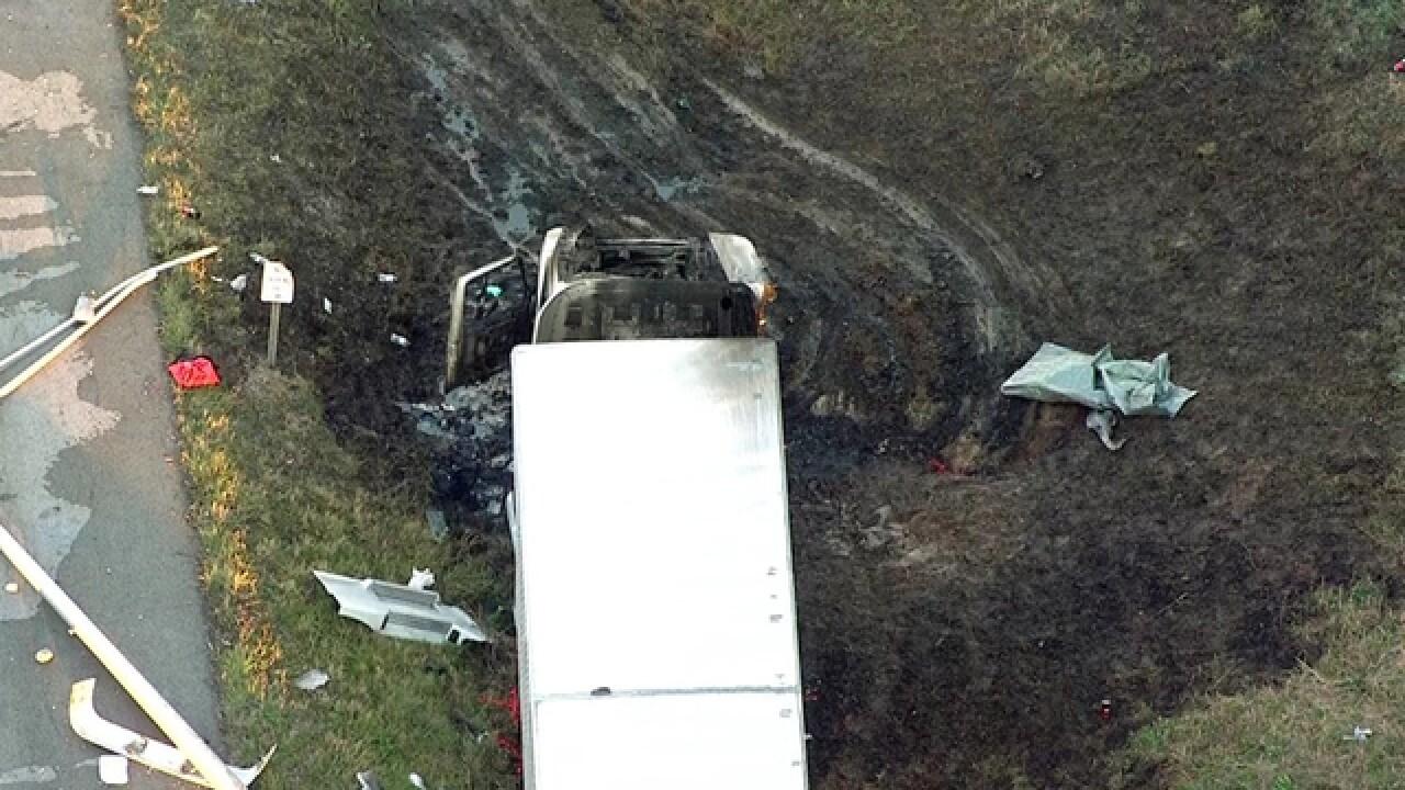 2 Killed In Coffee County Crash