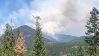 south yaak fire