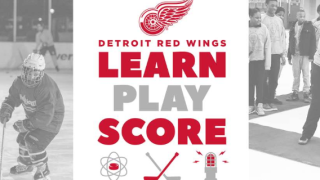 Learn Play Score Detroit Red Wings