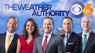 CBS 6 is The Weather Authority
