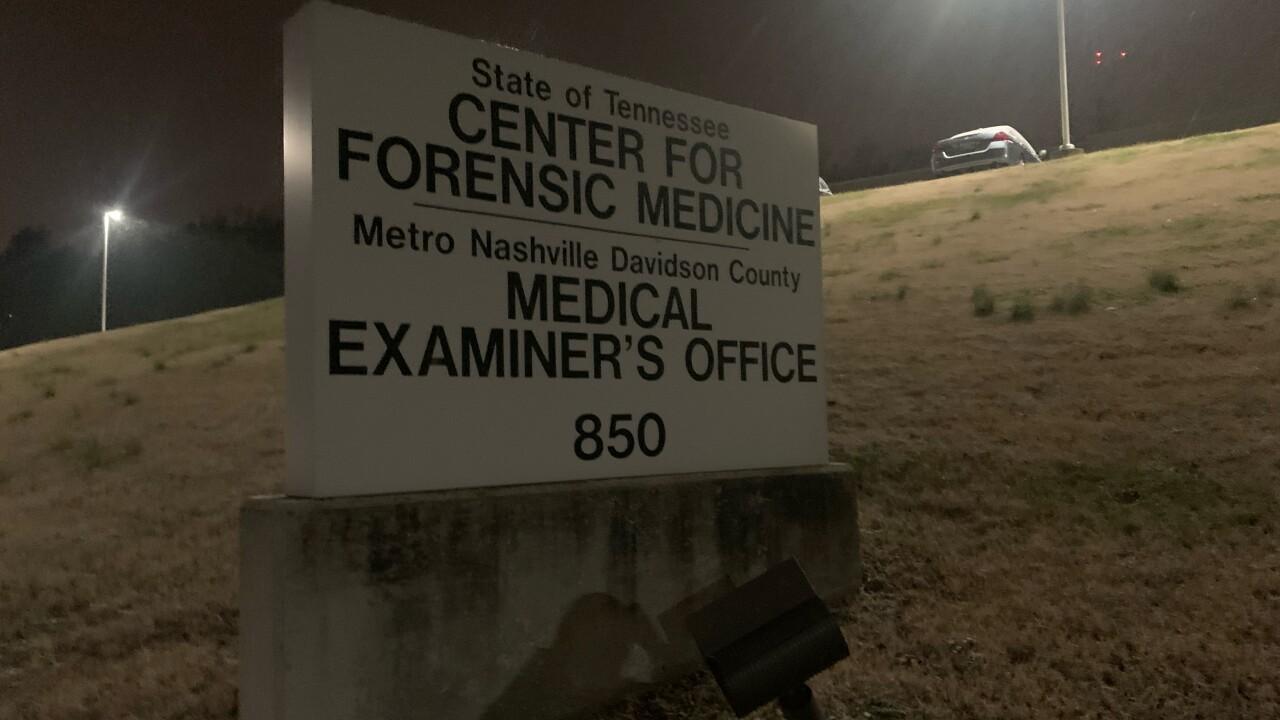 Metropolitan Nashville-Davidson County medical examiner office