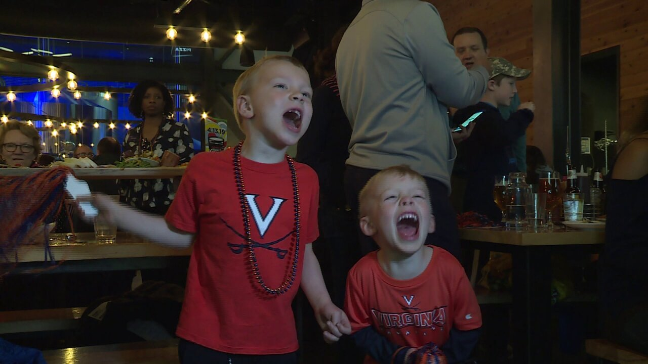 Virginia fans hope to takeover Minneapolis at the FinalFour