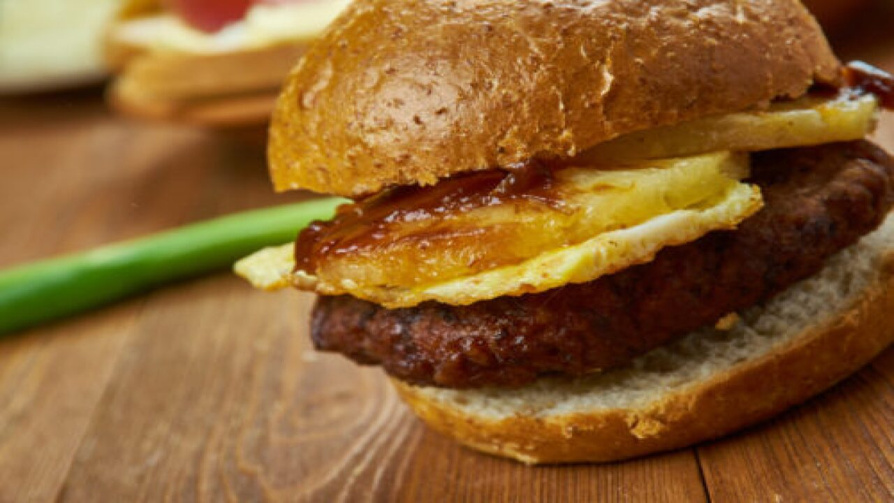 Bacon-wrapped Pineapple Burger Is Perfect For Summer Grilling