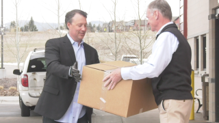 Bozeman Health received 2,500 KN95 masks from local importing company