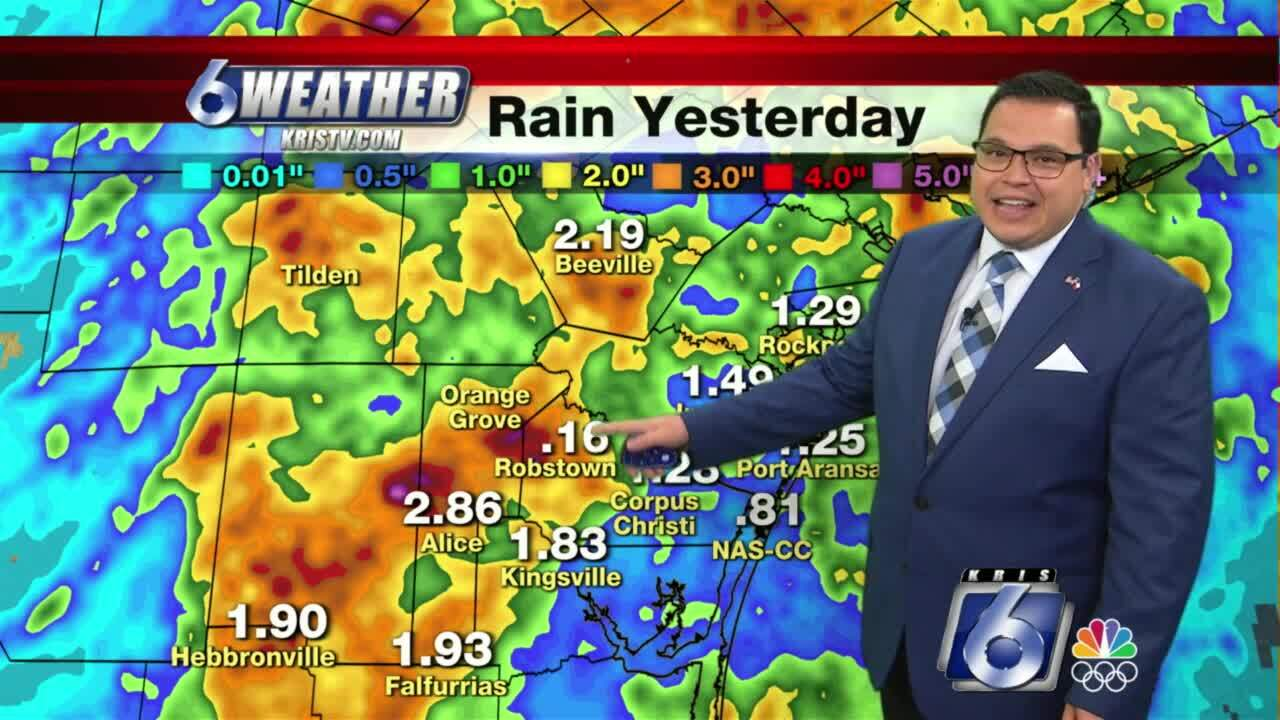 Juan Acuña's weather forecast for June 4, 2021