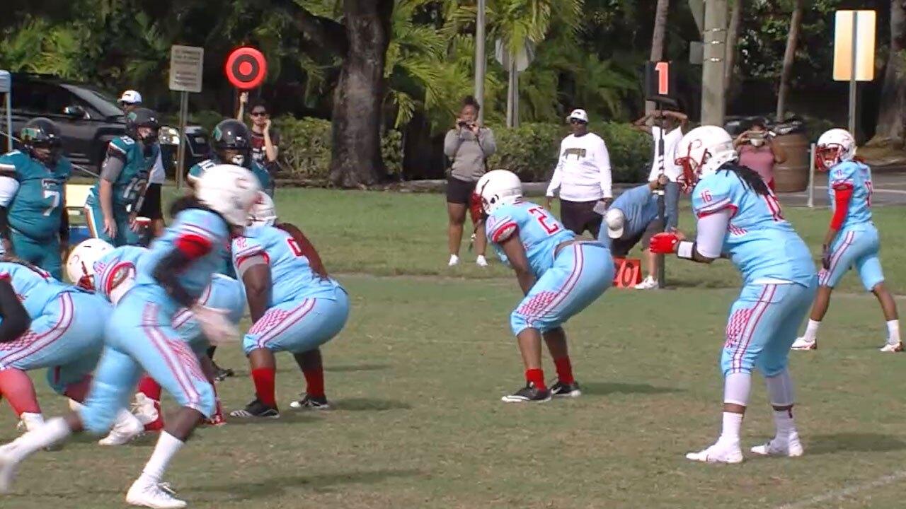 West Palm Beach Coyotes women's football team