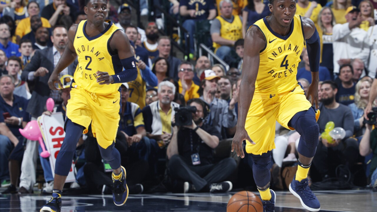 991de53690fb Pacers fall to the Cavs 104-100 in Game 4