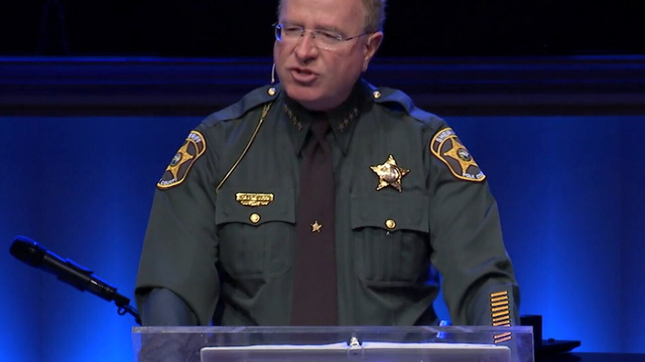 WATCH | Sheriff Judd sounds off on marijuana