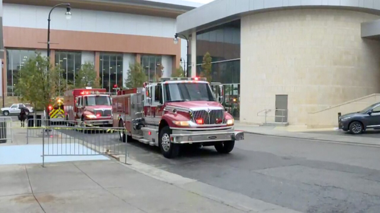 Carbon monoxide sickens 14 at downtown Nashville hotel