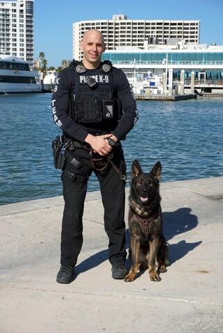 PHOTOS | K-9 Officers who protect and serve the Tampa Bay area