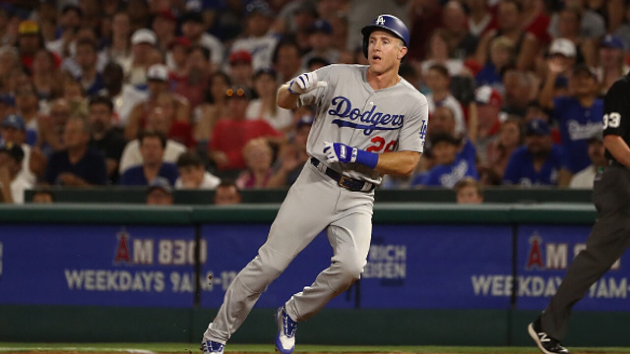 Chase Utley announces he'll retire after season