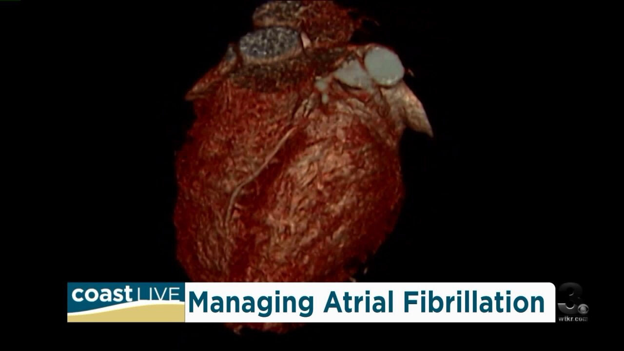 Detecting and managing AFib to lower your risk of stroke on CoastLive