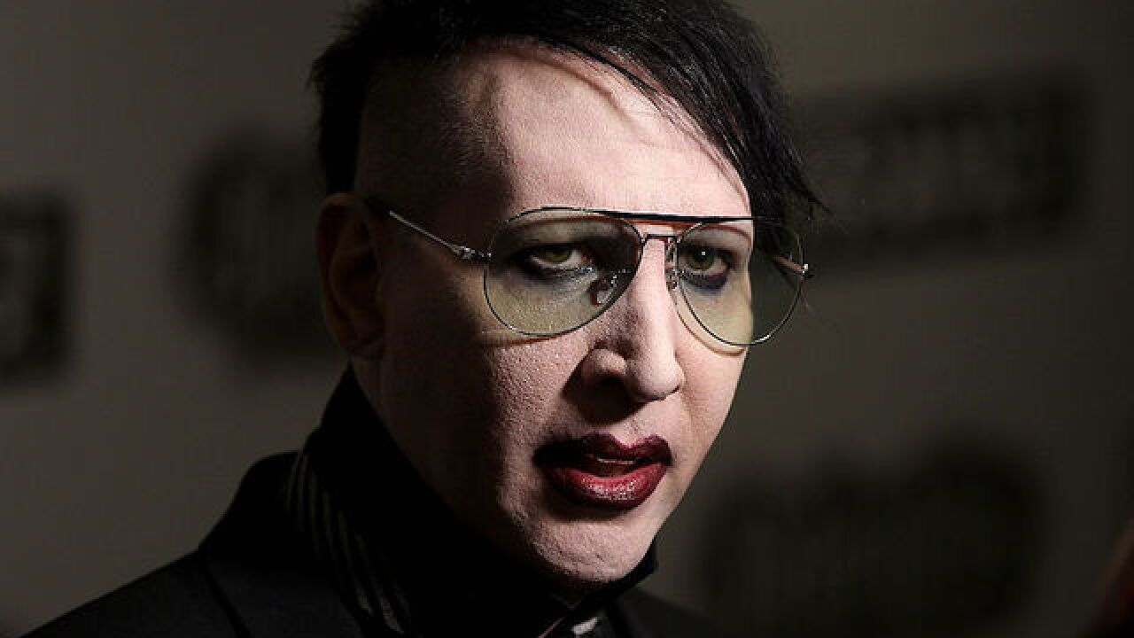 Marilyn Manson: Columbine massacre 'destroyed' my career