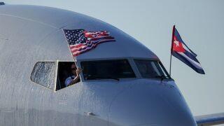 US scraps flights to nine Cuban destinations