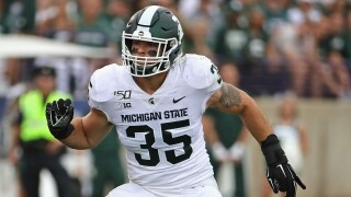 Losing LB Joe Bachie the latest blow for Michigan State