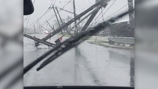 Storms, tornadoes cause damage across South on Easter Sunday