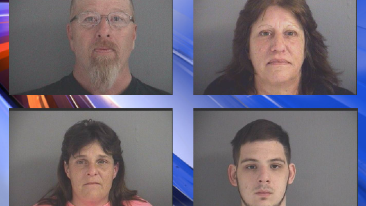 9 people arrested during Gloucester Co. mass drug sweep operation