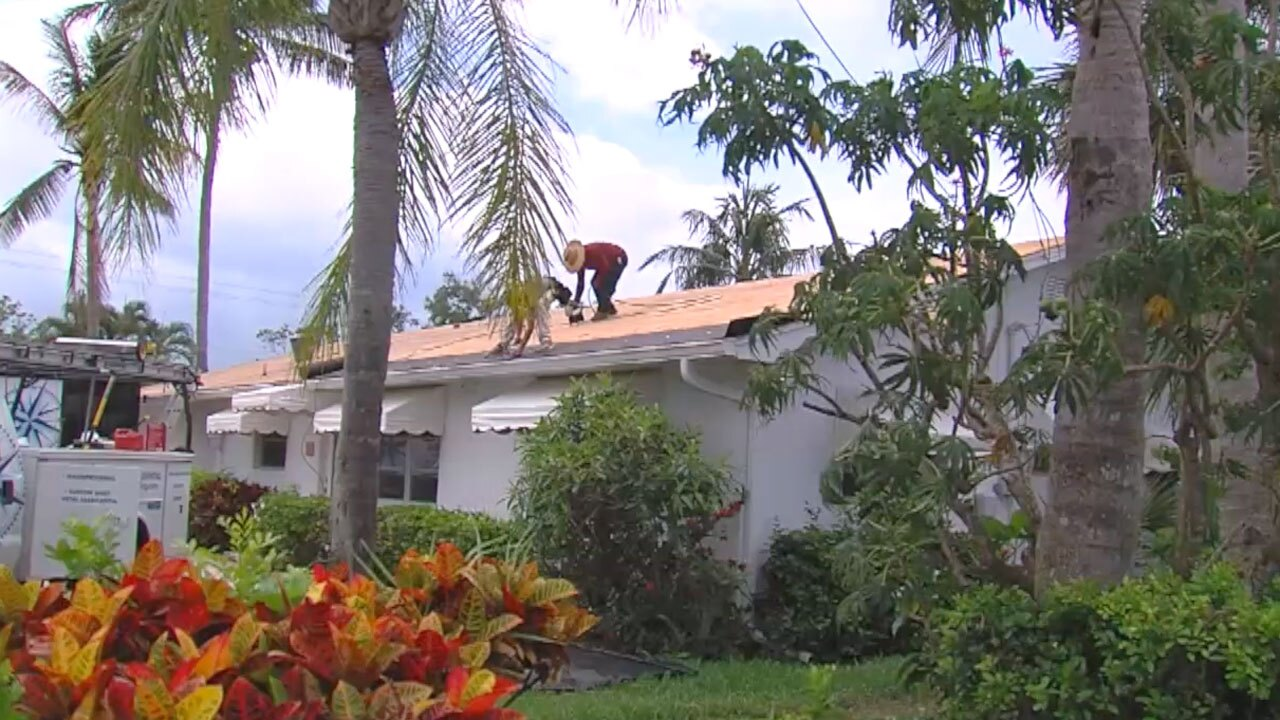 Florida roofer, roofing