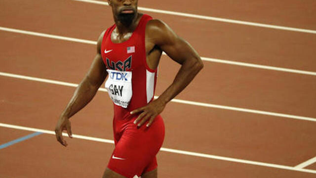 Daughter of Olympic sprinter Tyson Gay fatally shot
