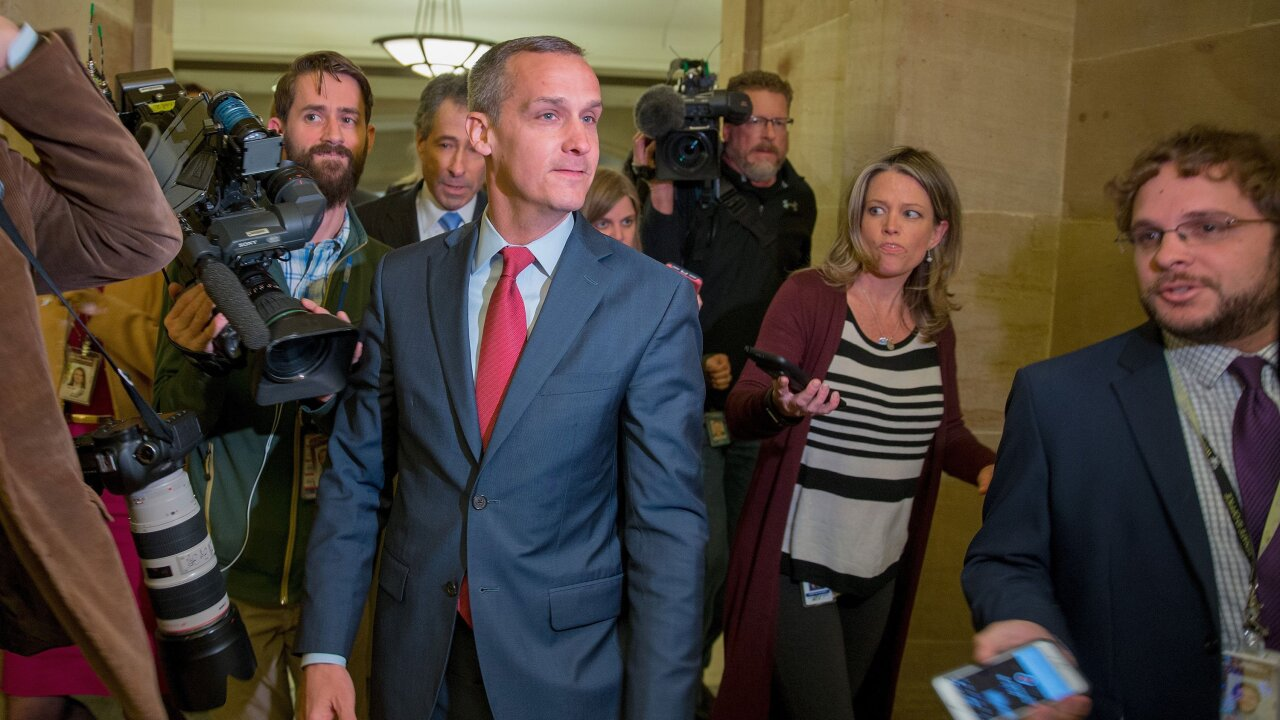 Former Trump campaign manager stonewalls, frustrates Democrats in contentious Capitol Hill hearing