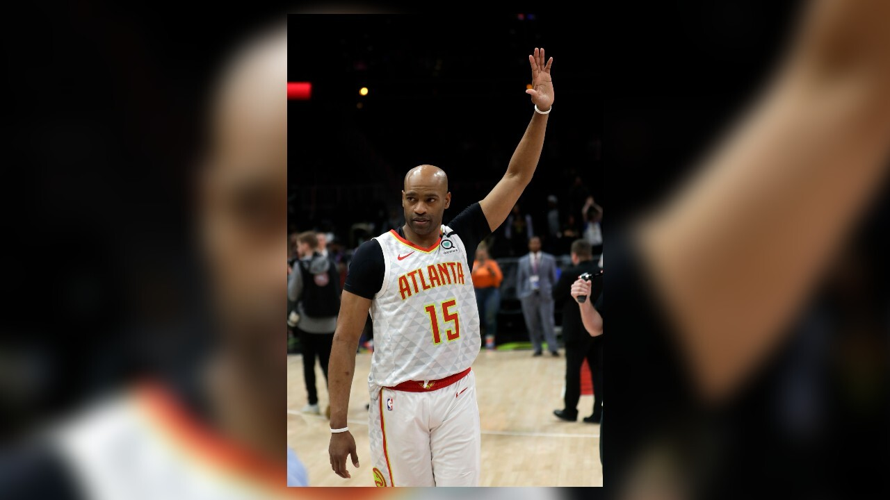 Vince Carter retires from NBA after record 22 NBA seasons