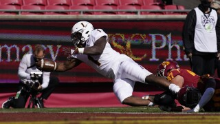 Arizona State-Cal football canceled, Edwards tests positive