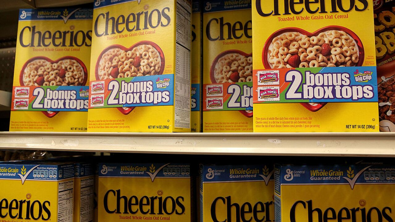 Many breakfast cereals still contaminated by weed killer, environmental group says