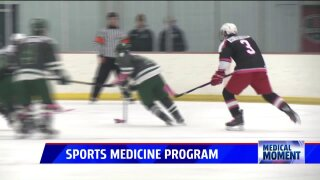 Medical Moment: Spectrum Health Sports Medicine