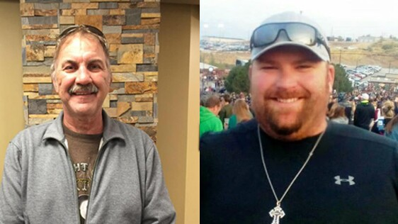 Photos: Names released of two men killed in semi vs. bus collision in northernNevada