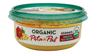 Pita Pal Hummus Recal