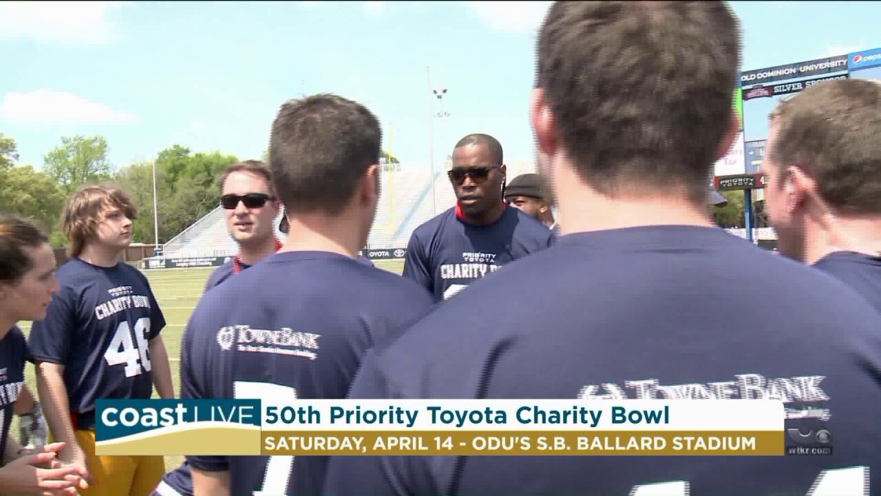 How the 50th Priority Charity Bowl is a score for local non-profits on CoastLive