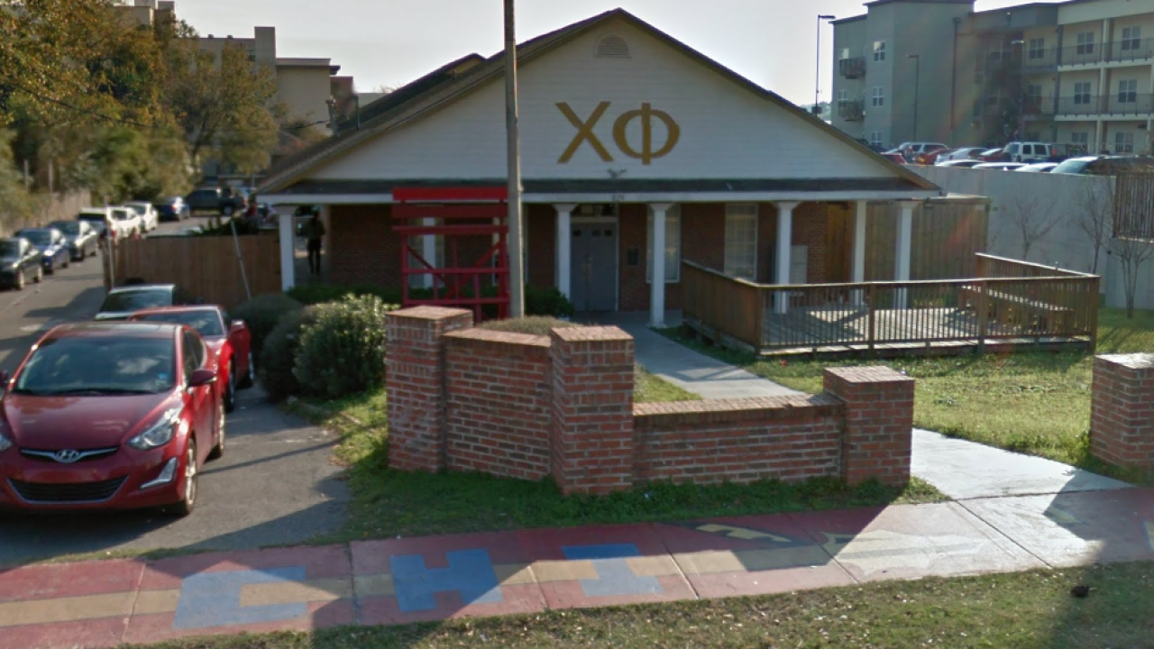 Two FSU fraternities kicked off campus for student conduct violations