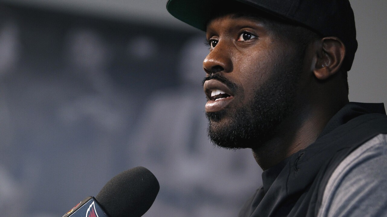 Arizona Cardinals All-Pro linebacker Chandler Jones is out for the season because of a biceps injury that requires surgery.