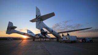 Virgin Galactic working on final preparations for flight to space