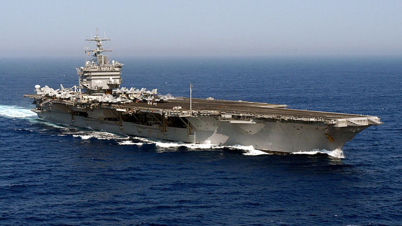 Newport News Shipbuilding says inactivation of former USS Enterprise is complete