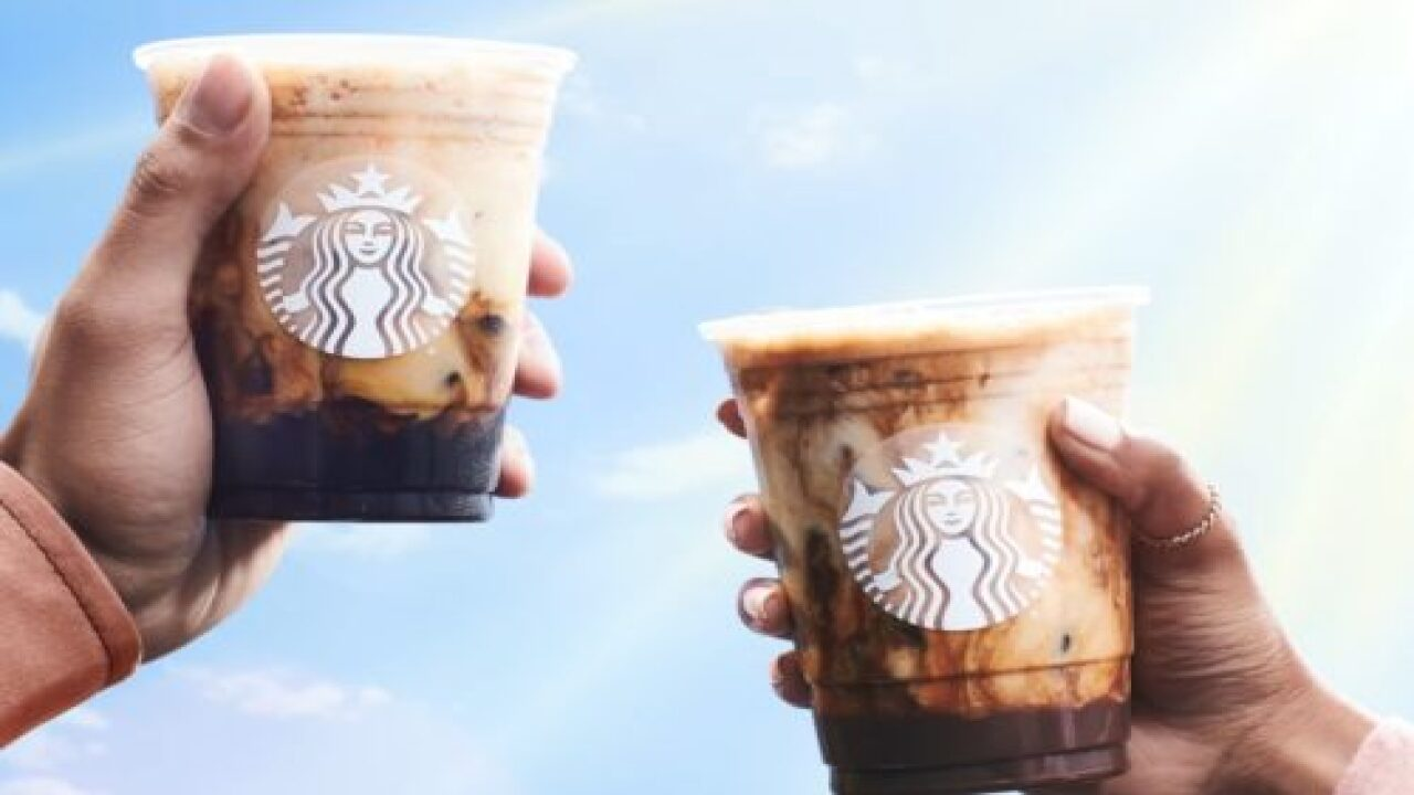 Starbucks' New Iced Brown Sugar Shaken Espresso Looks So Good