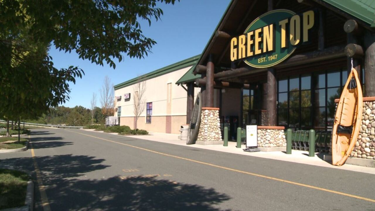 Accidental shooting inside Green Top terrified kids, dad says