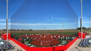 Robstown Softball Field