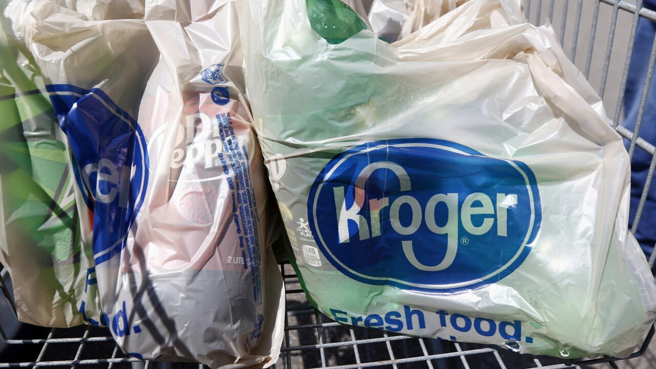 Kroger calls for grocery workers to be designated as first responders during pandemic
