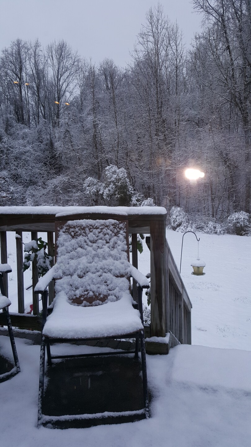 Photos: Your photos: January snow