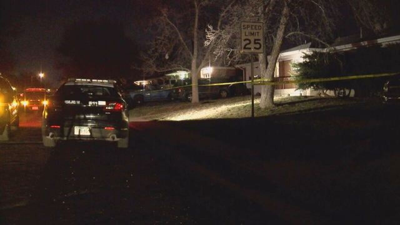 Man shot by home invaders Saturday night