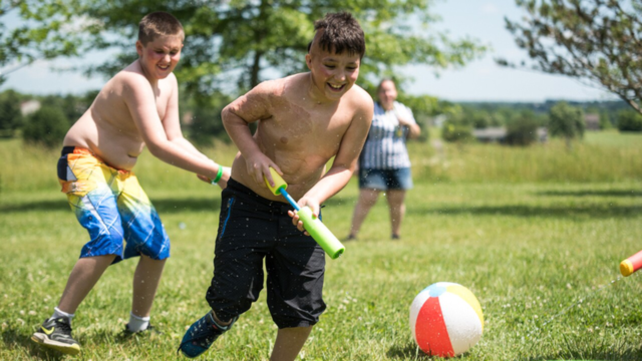 Camp Ytiliba: A chance to just be a kid