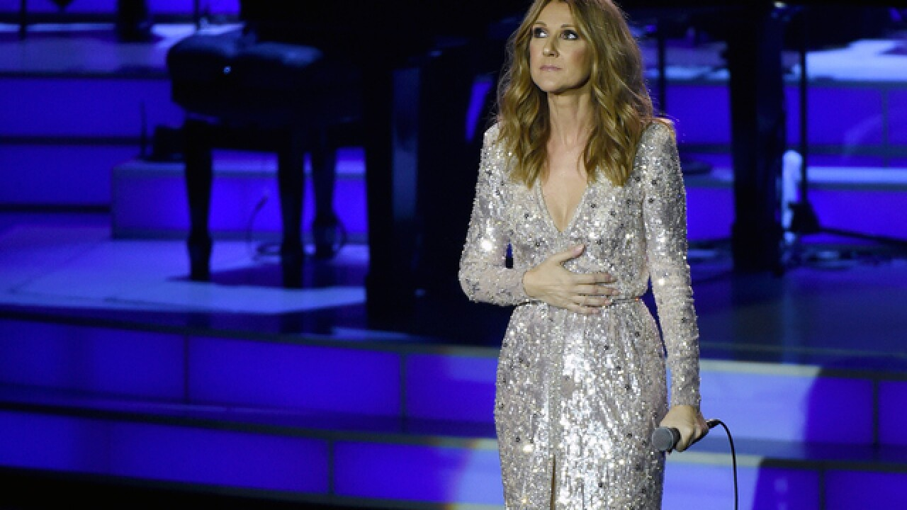 Celine Dion cancels March, April performances at Colosseum at Caesars Palace