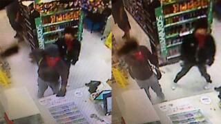 Pueblo armed robbery